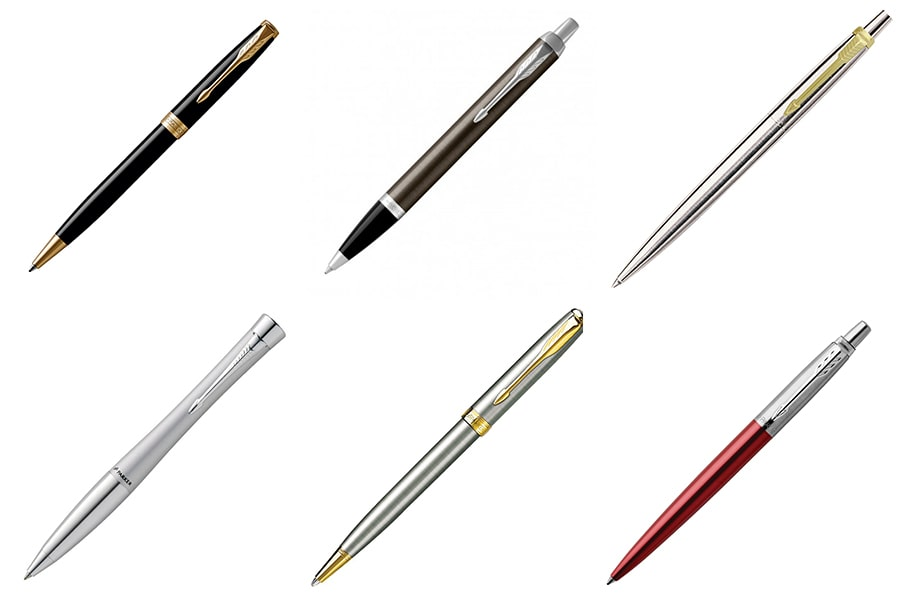 Photo of Parker Pens Collection